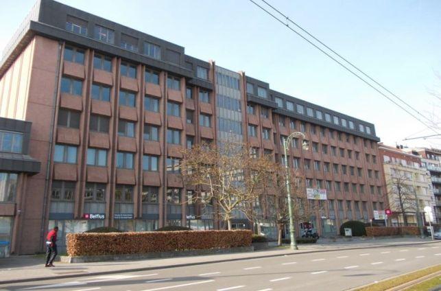 Moderne kantoren te huur in Brussel Oudergem